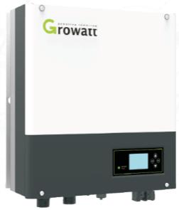 Hybrydowy inwerter fotowoltaiczny Growatt SPH 4000/11000 HV