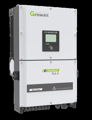 Inwerter fotowoltaiczny Growatt 17000-25000 TL3-s